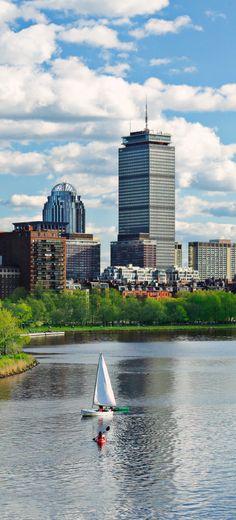 Say hello to The Pru #Boston