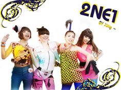 High Quality Wallpapers: K-Pop - 2ne1 Wallpapers