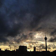 ... und auf Regen folgt -eventuell-auch wieder Sonnenschein.