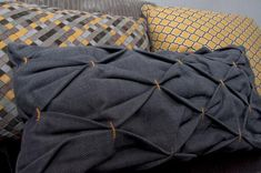 DIY Pillowcases : DIY cushions DIY Pillowcase DIY Home DIY Decor
