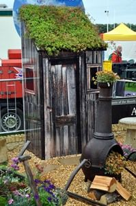Making a green roof for your shed