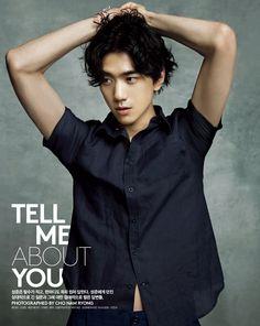 Sung Joon - Vogue Girl Magazine April Issue '14