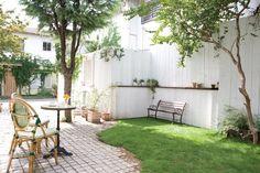庭・オープンテラス付きハウススタジオ - mimosa house parure| クラシックタイプのスタジオ特集