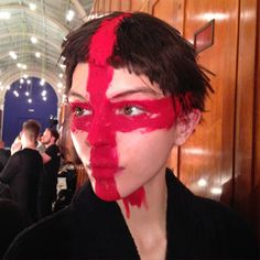 5 Things We've Learnt From The AW15 Gareth Pugh Show London Fashion Week AW15