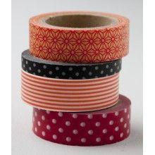 'dots & stripes' tape bloomingville