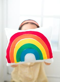 Rainbow Craft and Treat ideas