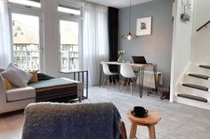 Advertentie 'City centre apartment with touch of nature' aanpassen - Airbnb