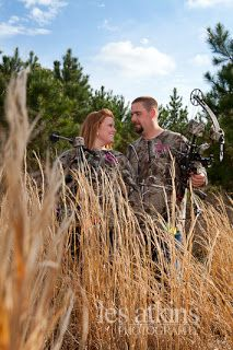 The Hunt Is Over - Engagement Session Roanoke Rapids, NC   les atkins Photography
