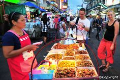 Street food in Bangkok provides convenient, delicious and cheap meals and it's one of the purest ways to get in touch with the local culture but can be a little intimidating for foreigners…