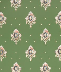 Adelphi's Georgetown Medallion wallpaper