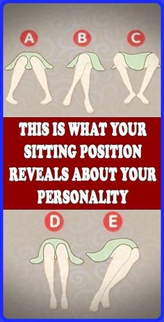 This Is What Your Sitting Position Reveals About Your Personality Natural Remedies For Allergies, Natural Headache Remedies, Natural Remedies For Anxiety, Natural Cures, Lose Weight In A Month, How To Lose Weight Fast, Health And Wellness, Health Fitness, Health Care