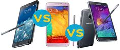 Galaxy Note 4 vs. Note Edge vs. Note 3: Worth Upgrading? - Based on the specs, features and our hands-on experience with the Note 4, it's an awfully tempting smartphone. But should you take the plunge? | via laptopmag.com