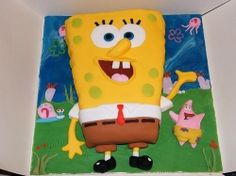 Have some under the sea fun with a Spongebob birthday party! If your child is a fan, then this would make a terrific theme for a birthday...