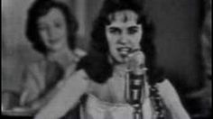 Wanda Jackson - Hard Headed Woman, I love how sweet her voice is before she rips into the song...amazing