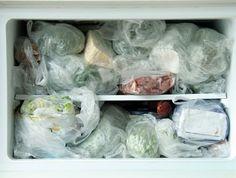 Organize Your Freezer in Six Steps