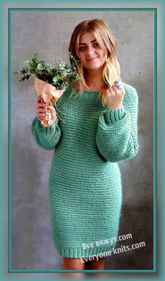 49 Knitted women Sweaters That Will Inspire You This Winter - Fashion New Trends Spread the love Outstanding Knitted women Sweat Stylish Winter Outfits, Winter Fashion Outfits, Border Embroidery Designs, Knit Dress, Knitting Patterns, Knit Crochet, Sweaters For Women, Pullover, Dresses