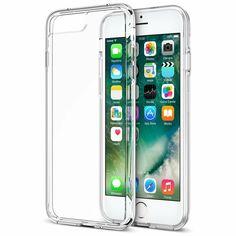 221a192664e41c Coque pour iPhone 7G Plus/7S Plus, [Ultra Transparente Silicone Gil Iphone 8