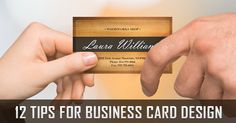 Learn the steps to create a wow-worthy business card that people will want to hold onto for months—or even years—to come. [With infographic]