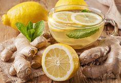 Tisana zenzero e limone benefici e preparazione