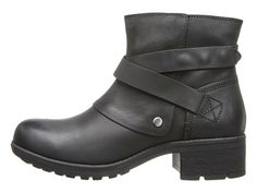 Clarks Mansi Calla Black Leather - This is what I want for my birthday. Thanks.