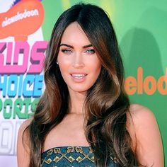 We loved Megan Fox's coral lip and radiant makeup at the Nickelodeon Kids' Choice Sports Awards -- here's how to copy her look!