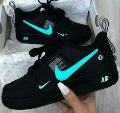 93b911104e Nike AIR 🖤💙🖤💙 - #Air #hoes #Nike Marken Schuhe,