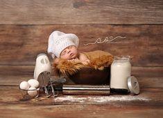 Newborn, Newborn Chef Ideas
