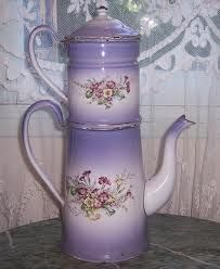 french cafetiere enamel - Google Search
