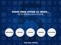 Imagen del post: 5 Pasos para evitar una crisis de Reputación Digital. Desktop Screenshot, Marketing, Active Listening, Reputation Management, Accenture Digital
