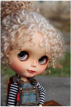 Custom Blythe Doll カスタムブライス人形 服装おまけ付き - ヤフオク!