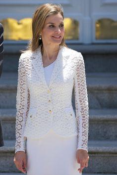 [Código: LETIZIA 0100] Su Majestad la Reina Doña Letizia