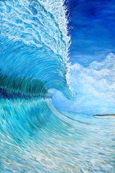 Shorebreak  by Fernanda O'Connell