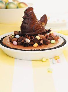 Tarte cocotte au chocolat