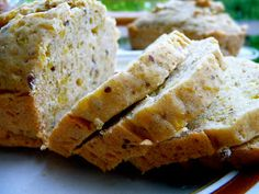 The Daily Dietribe: Gluten-Free, Vegan Whole-Grain Bread (Yeast-Free)