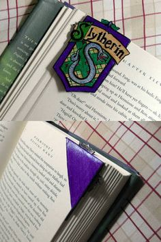 Harry Potter (& Other) Bookmarks