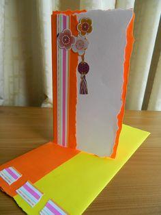 Hand made card