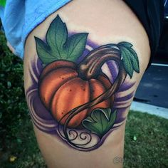 """""""Festive Pumpkin"""" by Cory Dax Cartwright of Now or Never Studios, Conyers, GA.  Cory's Tumblr"""