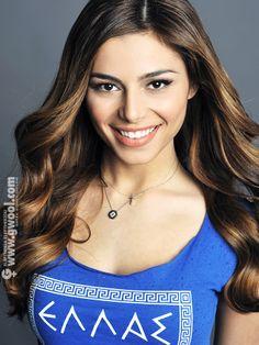 Greek Singer Eleftheria Eleftheriou represented Greece in Eurovision Song Contest 2012 in Baku, Azerbaijan
