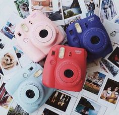 Polaroid Fujifilm, Polaroid Instax Mini, Fuji Instax Mini, Fujifilm Instax Mini 8, Polaroid Photos, Polaroids, Polaroid Ideas, Cute Camera, Instant Film Camera