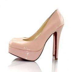 Cheap Christian Louboutin Bianca Jazz Platform Pumps Pink Sale : Christian Louboutin$194.02