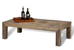 Henry Rectangle Coffee Table, $899.00 on OneKingsLane.com