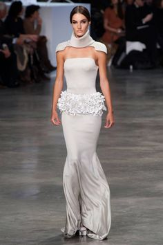 Stephane Rolland Spring 2013 Couture Collection - Fashion on TheCut