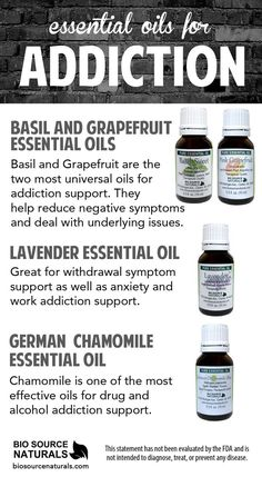 Essential oils can be very useful and really help to support the reduction of many of the negative symptoms of withdrawal, as well as assist in letting go of the addiction. Read more to find out which oil may be best for you. #aromatherapy: