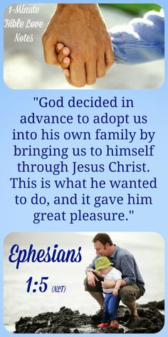 "Abandoned by her mother, 18-month-old Kacy was thin, covered with eczema, and unable to walk. Read this 1-minute devotion to find out about the sweetness of Kacy's adoption and the way it symbolized her later adoption into God's family. ~ Click image and when it enlarges, click again for ""the rest of the story."""