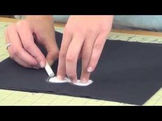 ▶ Sewing Hack: Chalk - YouTube