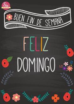 Feliz Domingo!!