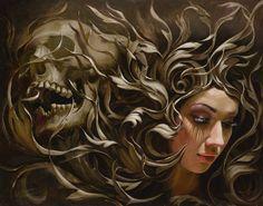 "Carlos Torres Art | ""Untitled"" 16x20"" Giclee"