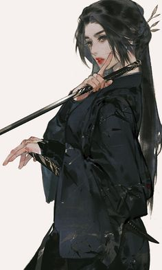, Fantasy Women , High-rated fantasy books you must read! Flying Lines is a hub of hottest Chinese fantasy novels. And they are all free to read! Fantasy Character Design, Character Inspiration, Character Art, Character Outfits, Anime Art Girl, Manga Art, Manga Anime, Aesthetic Art, Aesthetic Anime