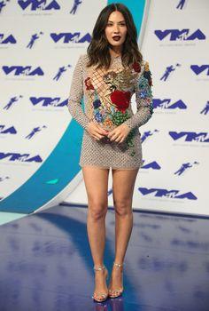 2017 MTV Video Music Awards Arrivals is part of Olivia munn style - Olivia Munn, Olivia Wilde, Beautiful Legs, Most Beautiful Women, Sexy Outfits, Fashion Outfits, Womens Fashion, Beautiful Celebrities, Sexy Legs