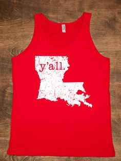 Louisiana Y'all Shirt | Hillcrest Waterbugs | Bourbon & Boots